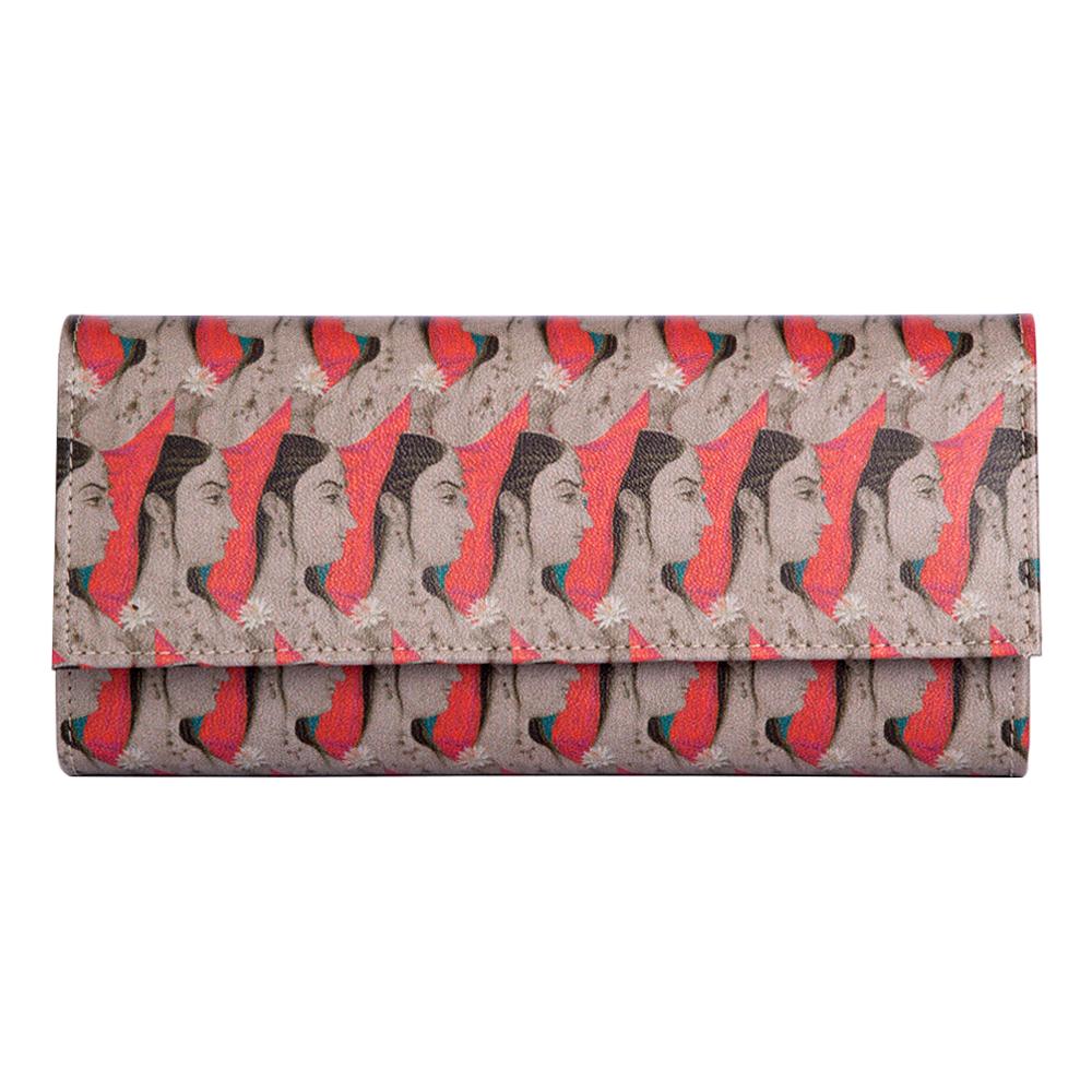 Birds on a Wire Ladies Wallet (Wallet)