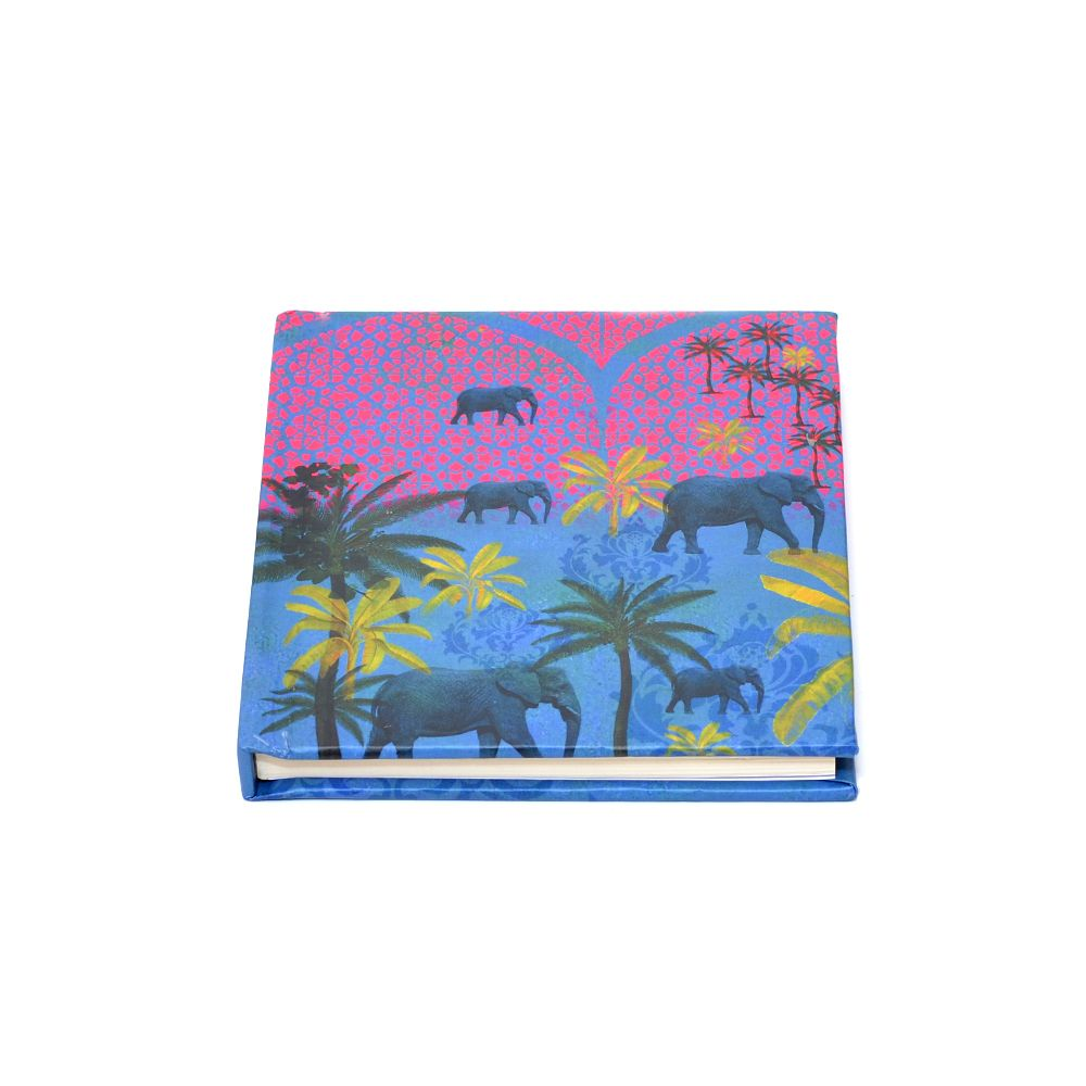 Elephant Stroll Notebook
