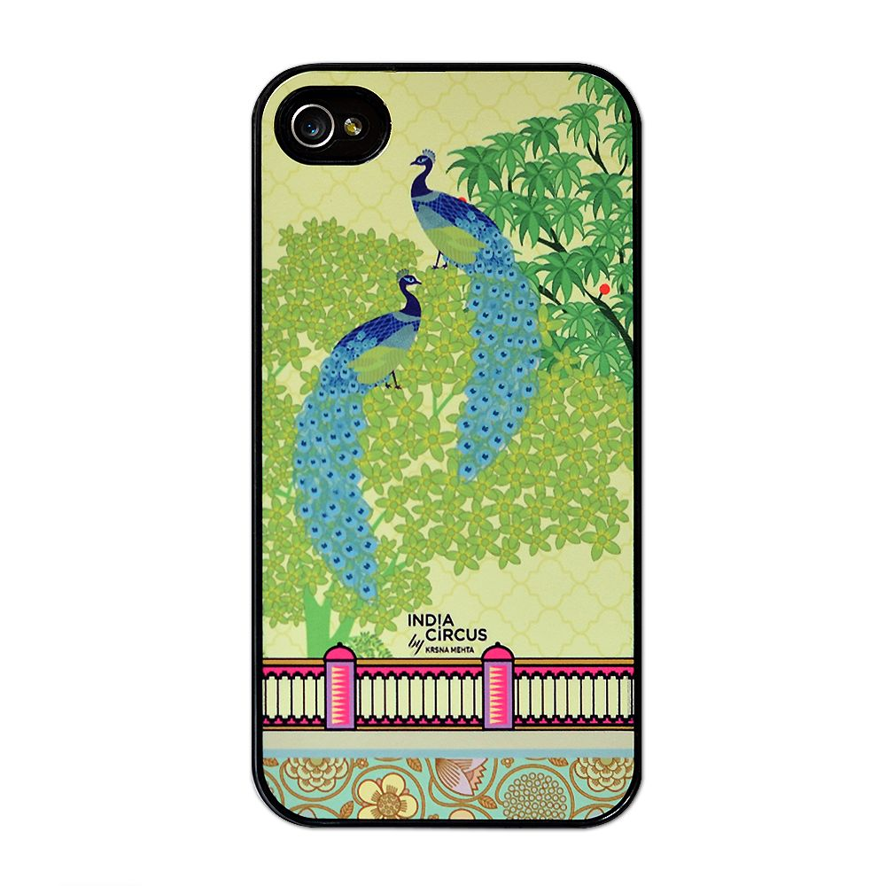 Tamara Peacock Dawn iPhone 4/4s case