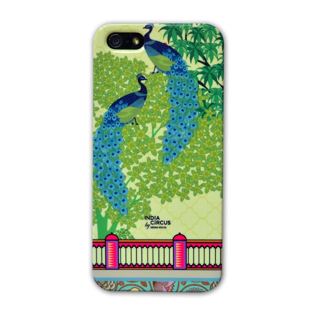 Tamara Peacock Dawn iPhone 5 case