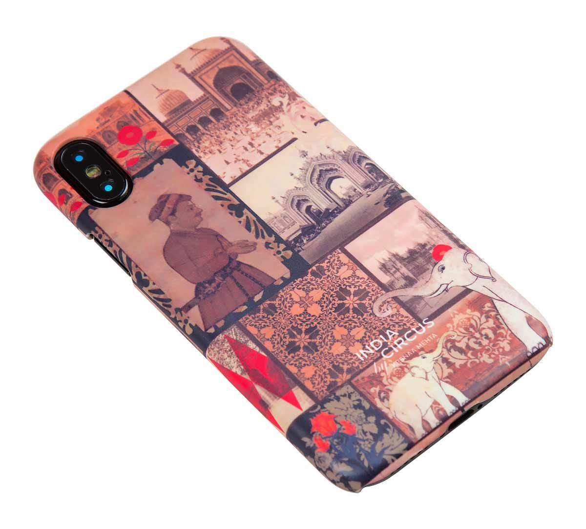 India Circus The Mughal Era iPhone X Cover