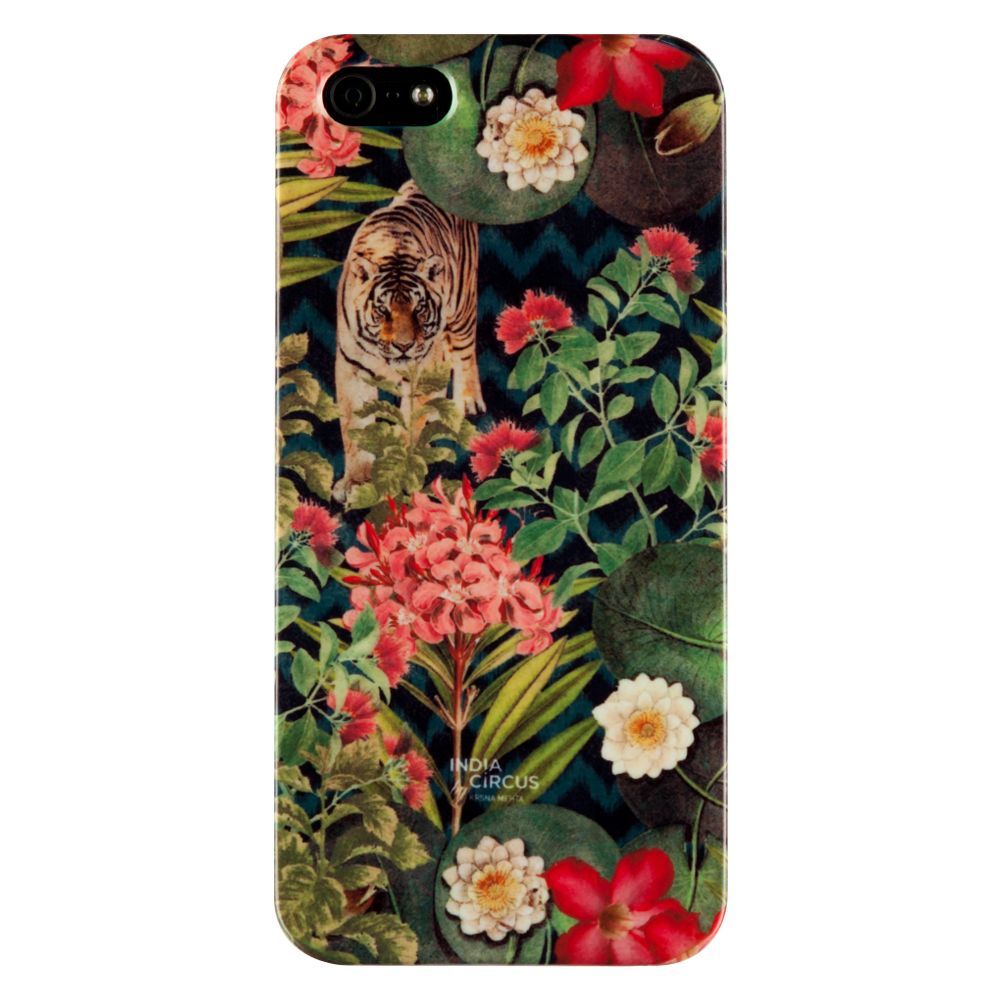 Tiger Wonderland iPhone 5/5s Cover