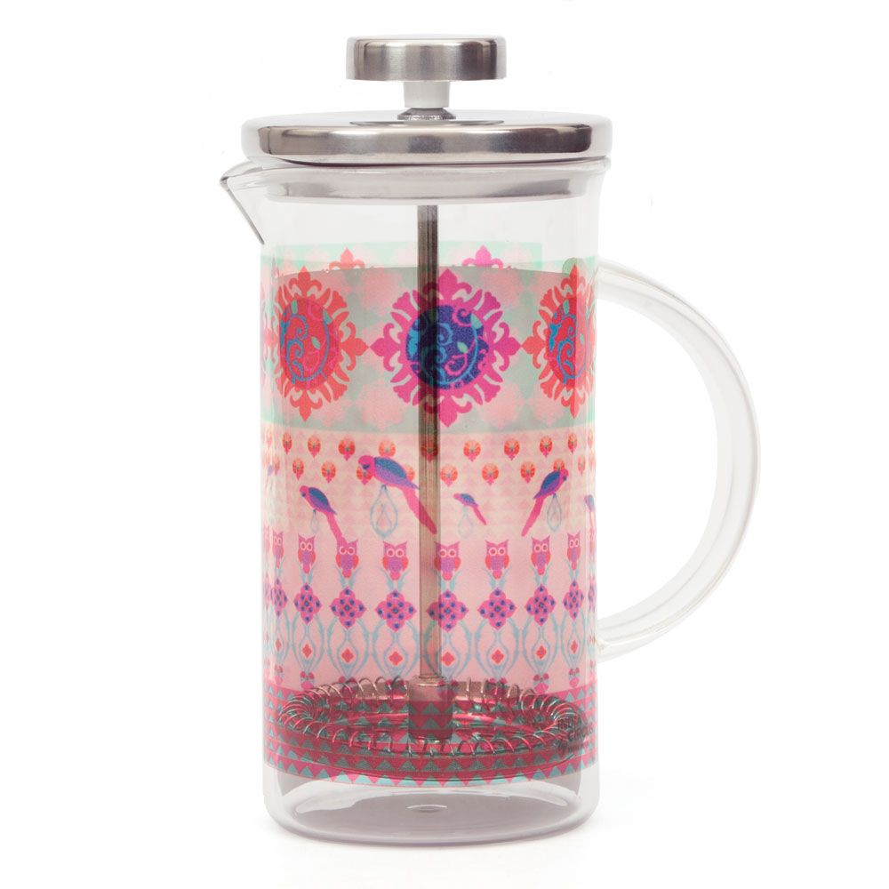 Tropical Wonderland French Press