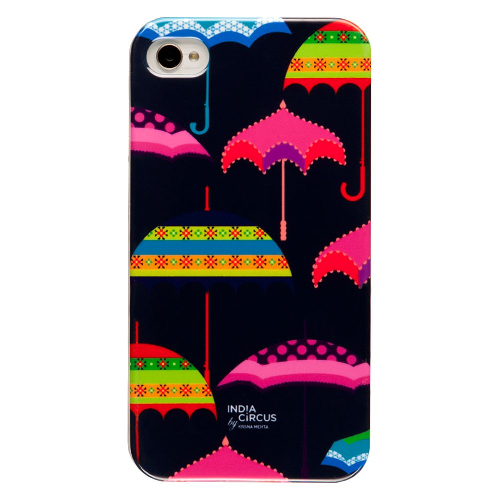 Umbrellas iPhone 4/4s Cover