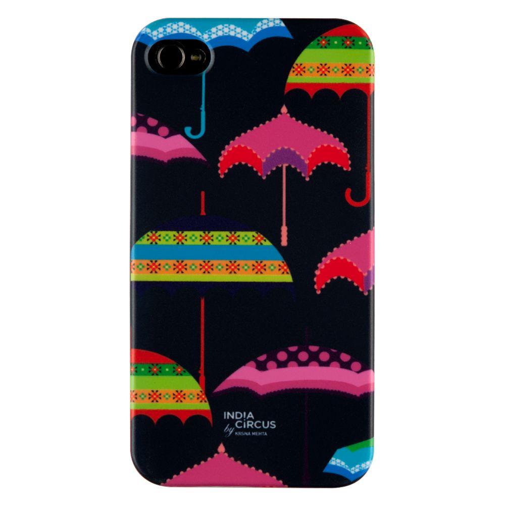 Umbrellas iPhone 4/4s Matte Cover