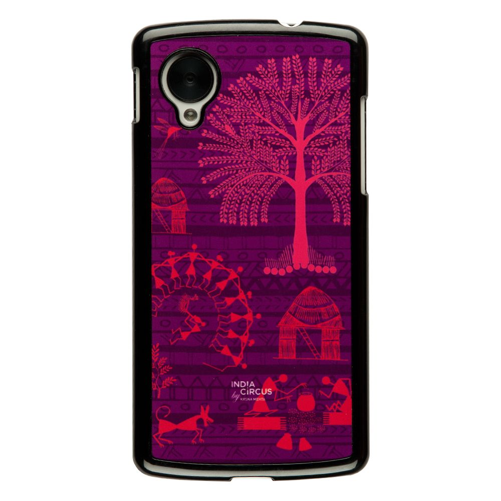 Warli Village Google Nexus 5 Cover