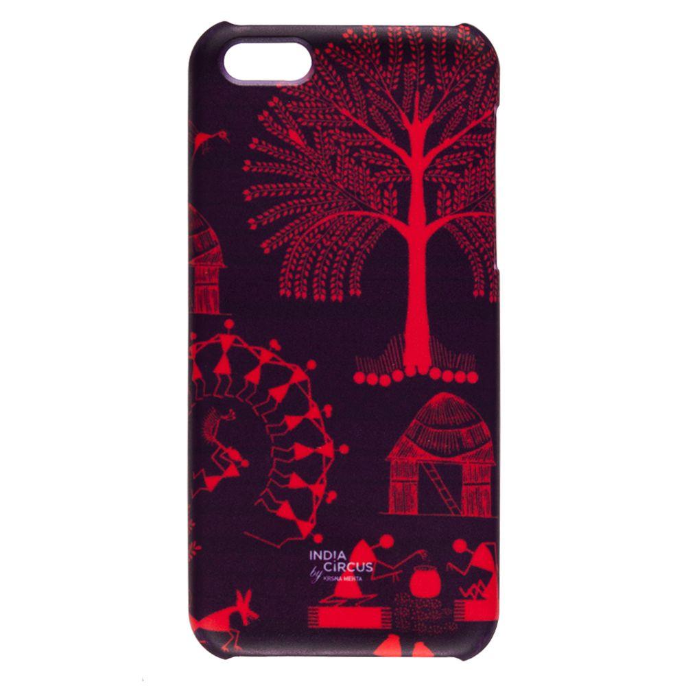 Warli Village iPhone 5C Matte Cover