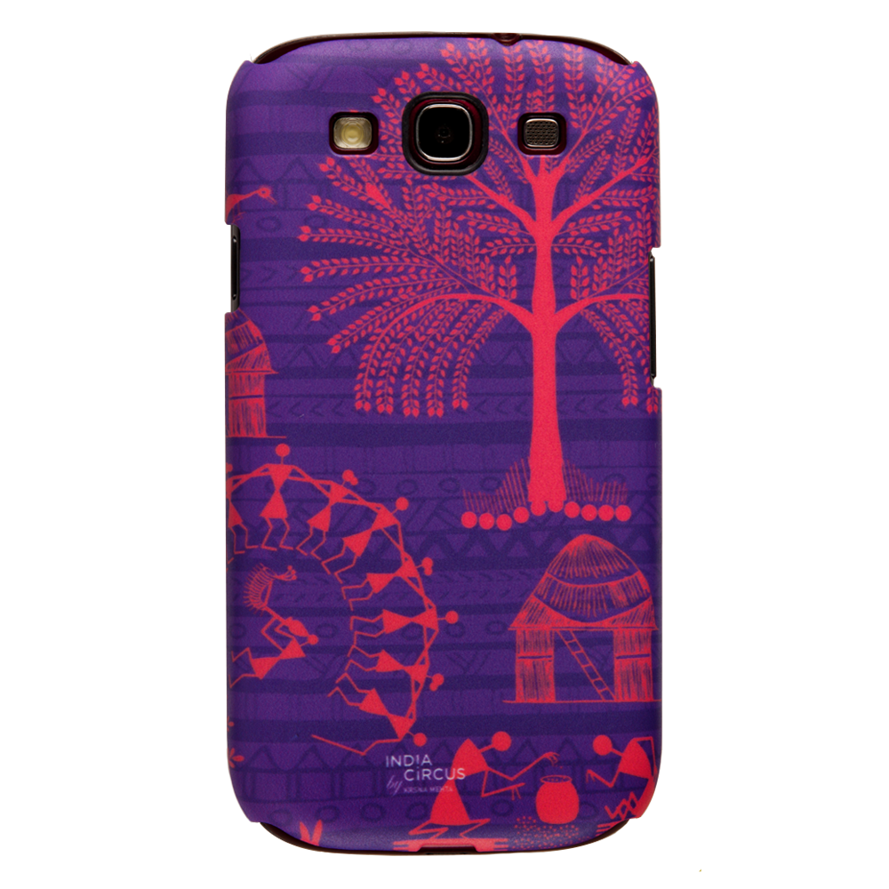 Warli Village Samsung Galaxy S3 Cover