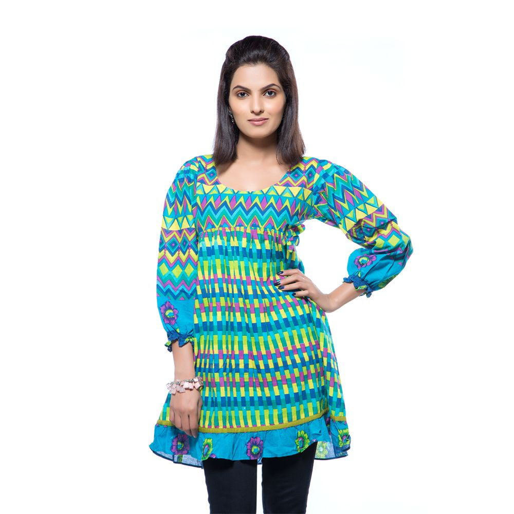ZigZag Colour Dress
