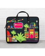 India Indulgence Laptop Bag