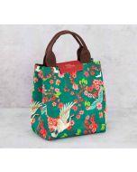 India Circus Flight of Cranes Lunch Bag