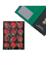 Orchid Dreams Passport Cover