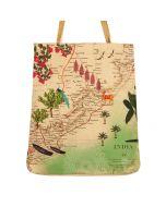 Wanderlust Jhola Bag