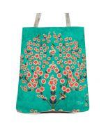 Beryl Boutonniere Jhola Bag