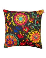 Razzle Dazzle Poly Velvet Cushion Cover