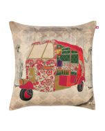 Auto Tripping Mason Poly Taf Silk Cushion Cover