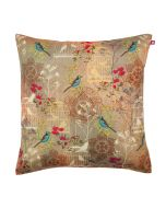 Freedom is Blissful Poly Taf Silk Cushion Cover