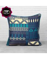 Chronicles of Charisma Polyester Cushion Cover