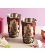 Tree of Dreams Steel Tumbler (Set of 2)