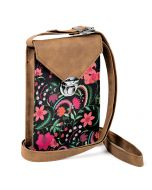 Floral Ecstasy Small Sling Bag