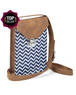 Chevron Melavo Small Sling Bag