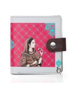 Mughal Queen Playing card Unisex Wallet