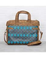 Conifer Symmetry Briefcase Bag