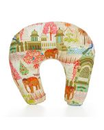 Mughal Treasures Neck Pillow