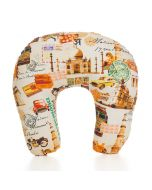 Haute News Neck Pillow