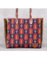 Curtains of Florence Tote Bag