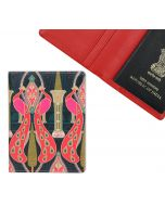 Peafowl Royalty Passport Cover