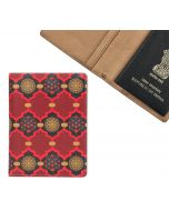 Latticed Synergy Passport Cover