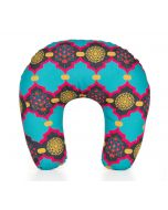 Latticed Synergy Neck Pillow