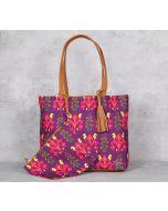 Sunshine Florist Reversible Bag