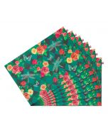 Floral Flutter Table Mats