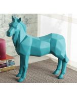 Stallion Stability Figurine