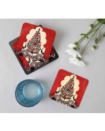 Tree of Dreams MDF Coasters (Set of 6)