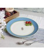 India Circus Garden of Eva Dinner Plate