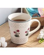 India Circus Floral Twinkles Coffee Mug