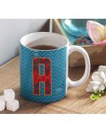 India Circus Awesome Alphabet A Mug
