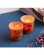 India Cirucs Forlorn Fates Tea Light Holder Set of 2