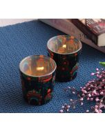 India Cirucs Sovereign Cavaliers Tea Light Holder Set of 2