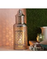 India Circus Jaali Pattern Decorative Lantern