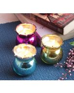 India Circus Yankee Jar Votives Gift Box (Set of 4)