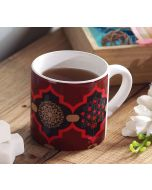 India Circus Latticed Synergy Coffee Mug Small