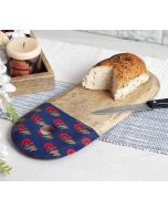 India Circus Yale Flower Regalia Chopping Board