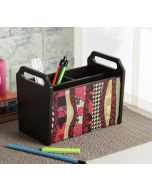 India Circus Geometrical Straps Desk Organizer