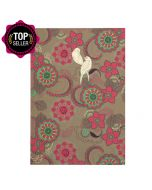 Tamara Lotus Lamps A6 Notebook