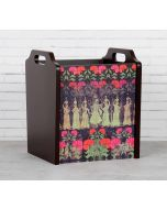 India Circus Cosmic Courtesan Desk & Magzine Organizer