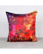 Crown of Siddhartha Blended Taf Slik Cushion Cover
